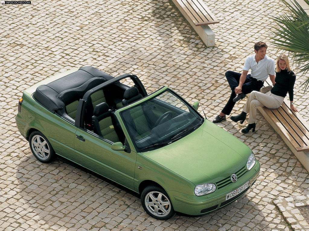 Volkswagen cabriolet photo - 3