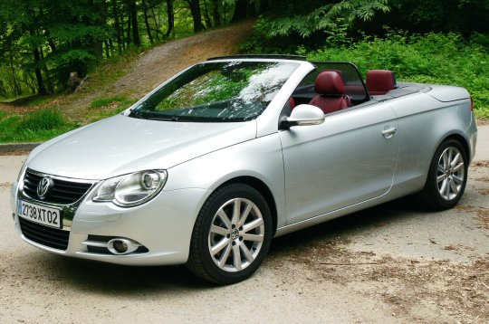 Volkswagen cabriolet photo - 4