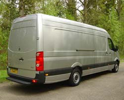 Volkswagen crafter photo - 4