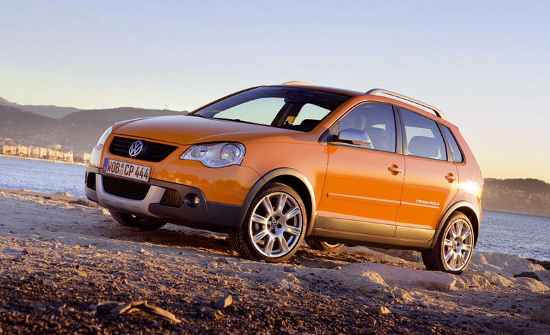 Volkswagen crosspolo photo - 4