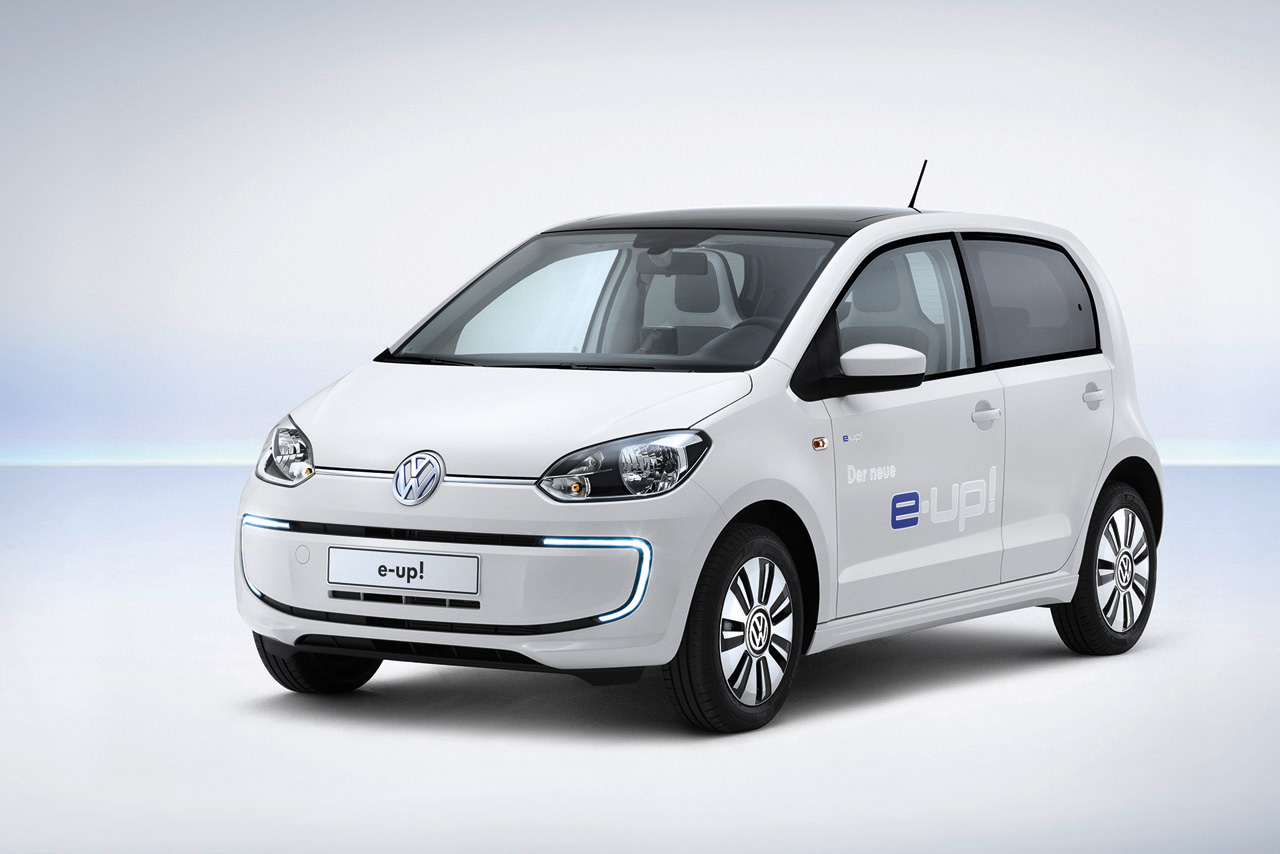 Volkswagen e-up! photo - 1