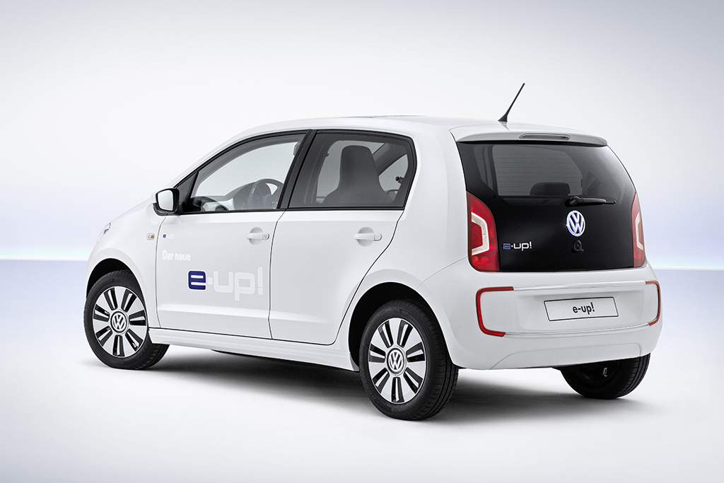 Volkswagen e-up! photo - 2