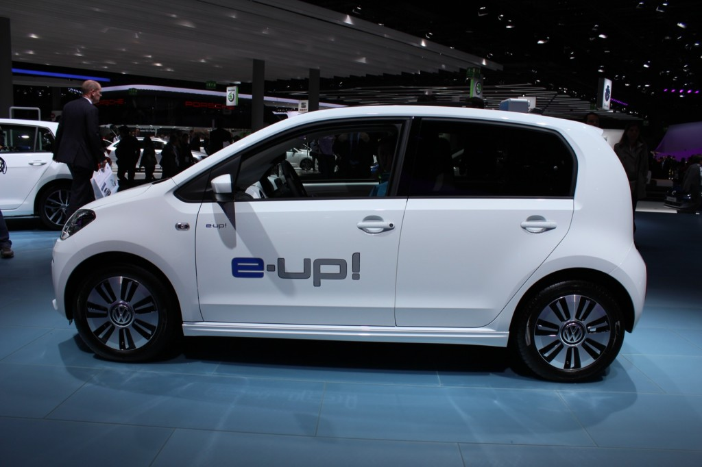 Volkswagen e-up! photo - 3