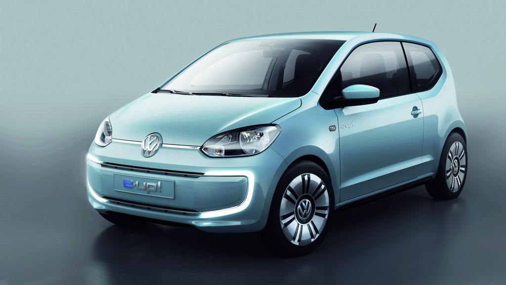 Volkswagen eco-up photo - 1