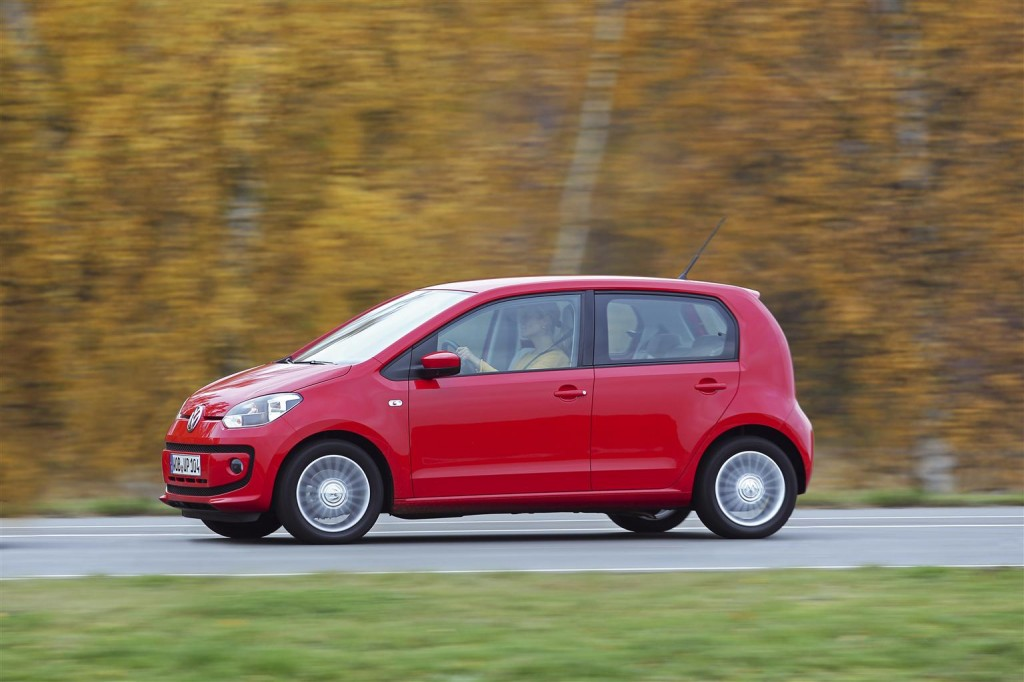 Volkswagen eco-up photo - 4