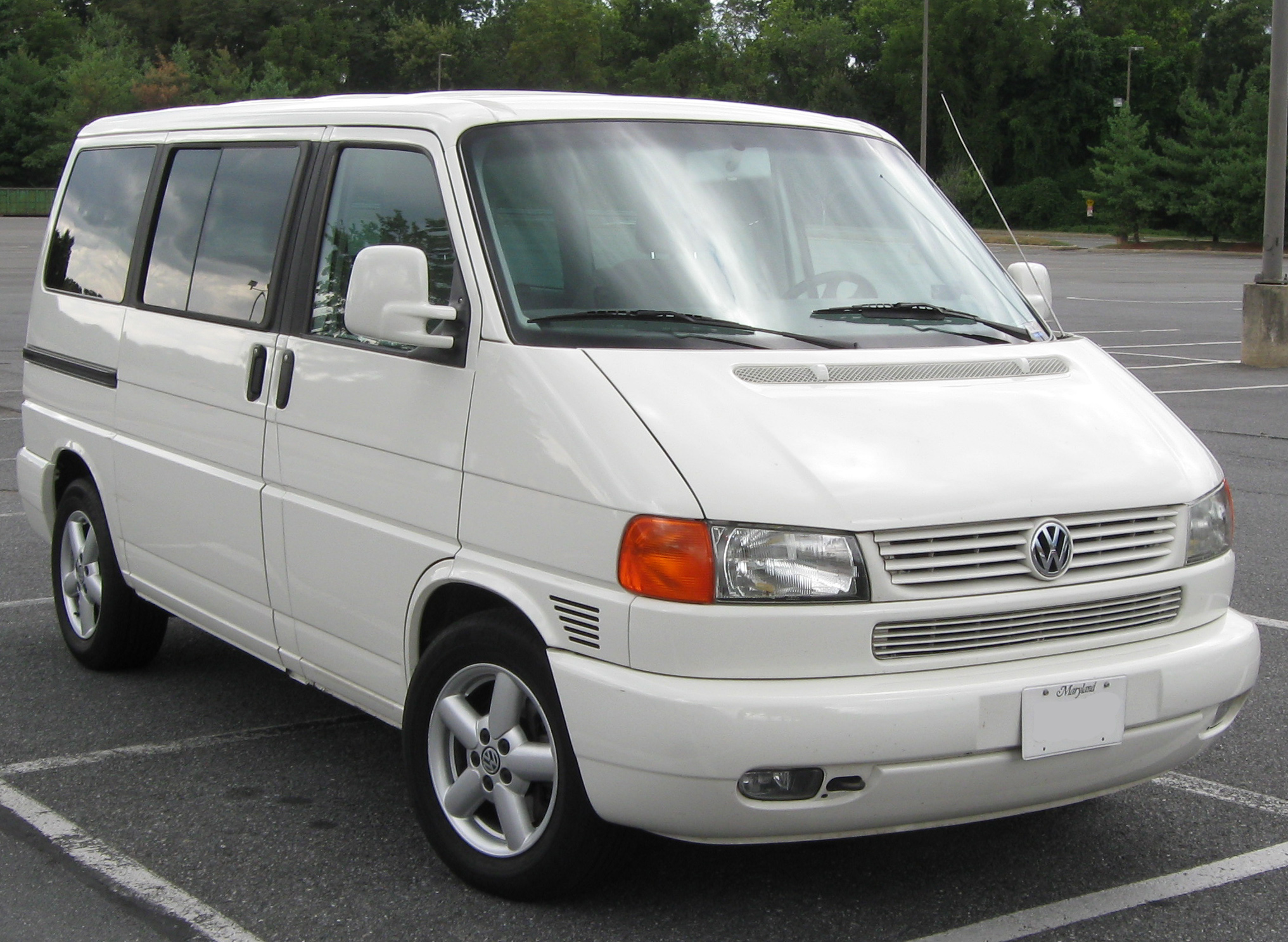 Volkswagen eurovan photo - 1