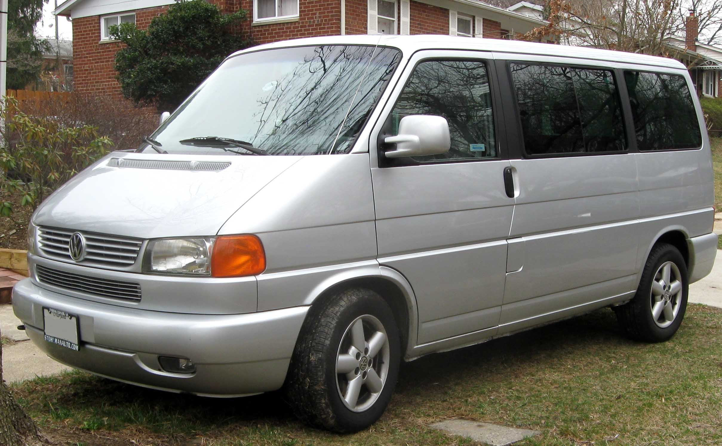 Volkswagen eurovan photo - 2
