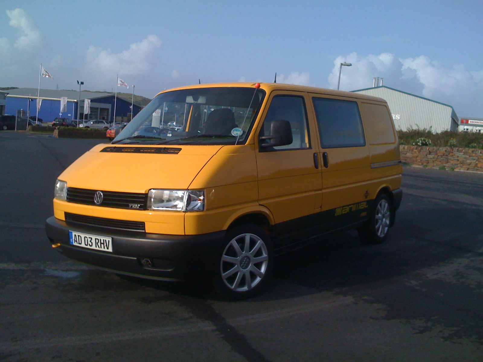 Volkswagen eurovan photo - 3