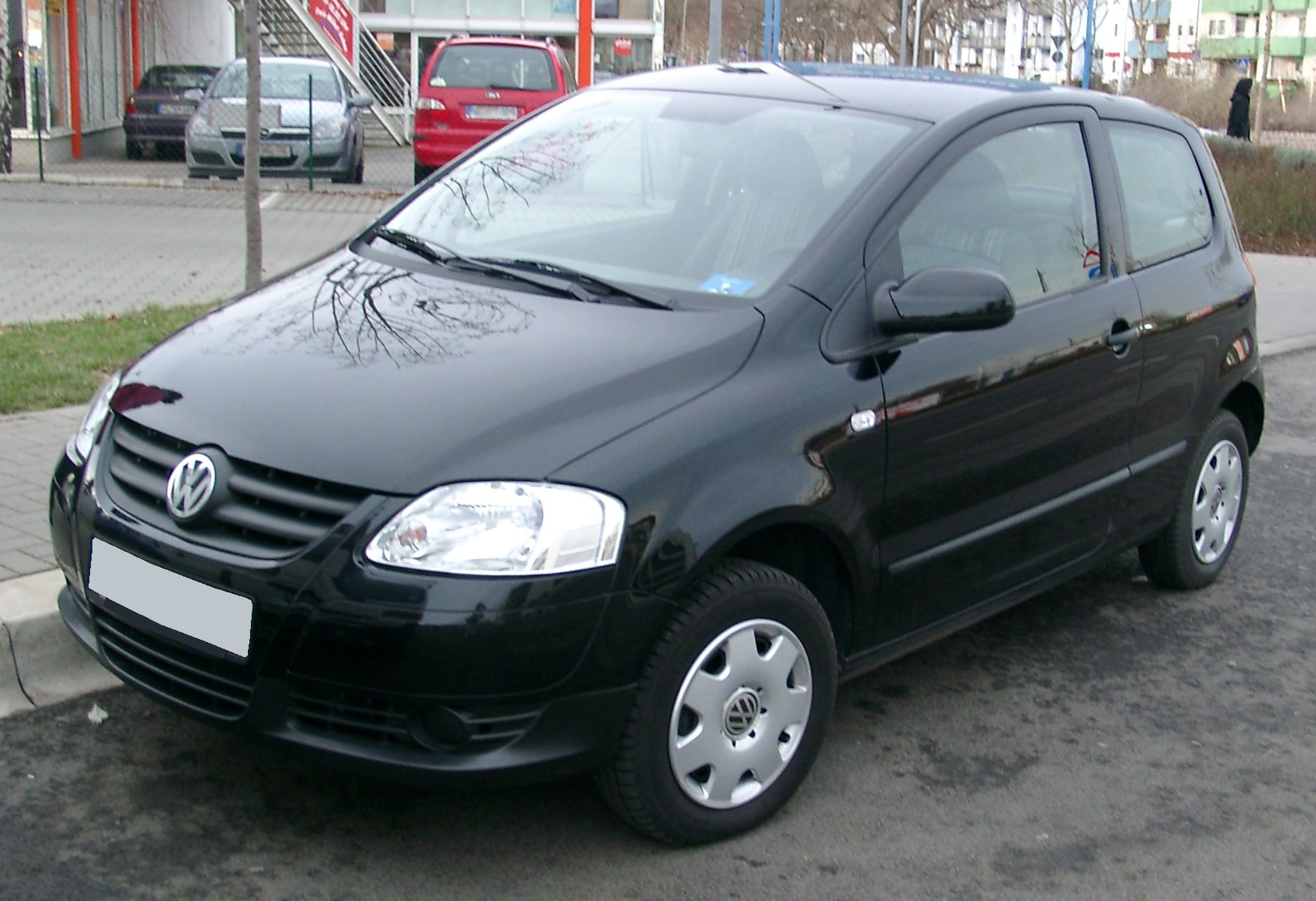 Volkswagen fox photo - 2