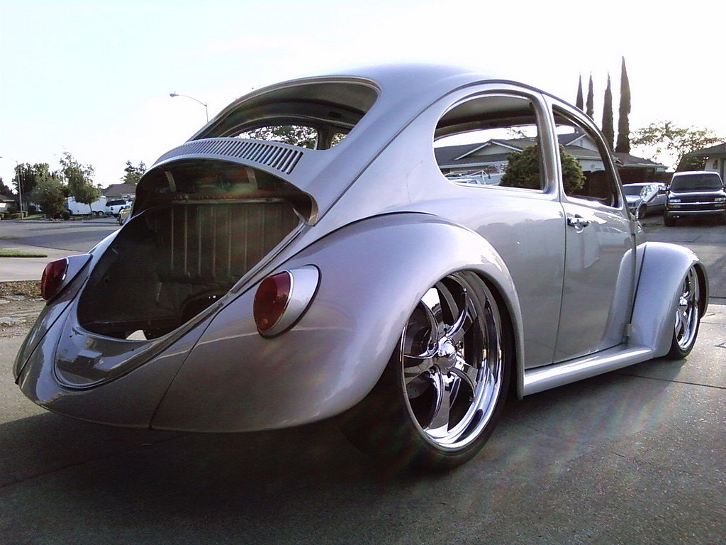 Volkswagen fusca photo - 3