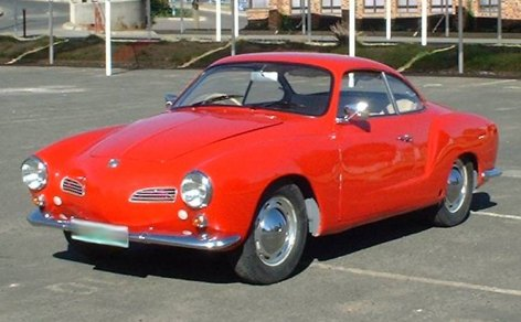 Volkswagen karmann photo - 2