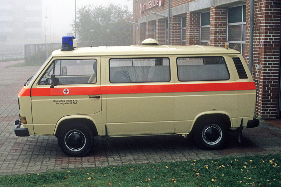 Volkswagen krankenwagen photo - 1