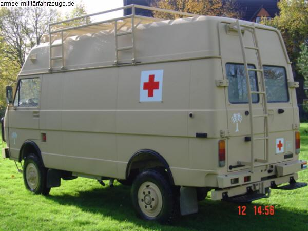 Volkswagen krankenwagen photo - 3