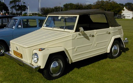Volkswagen kubelwagen photo - 2