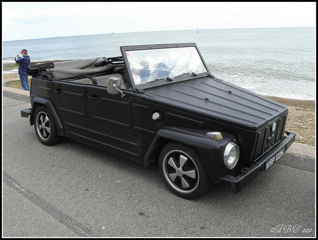 Volkswagen kubelwagen photo - 3