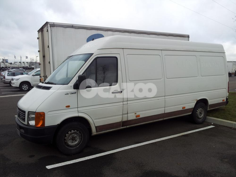 Volkswagen lt32 photo - 2