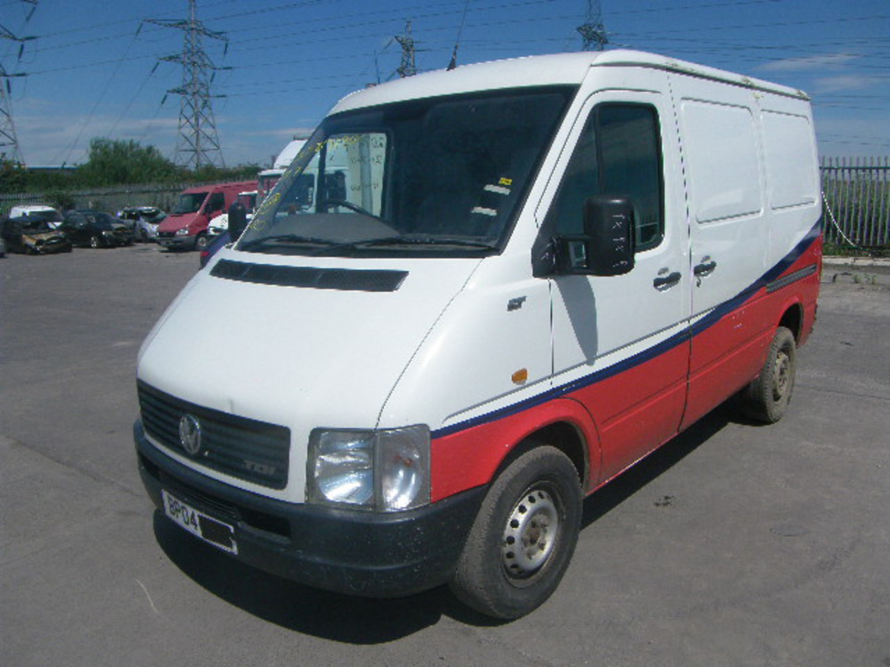 Volkswagen lt32 photo - 3