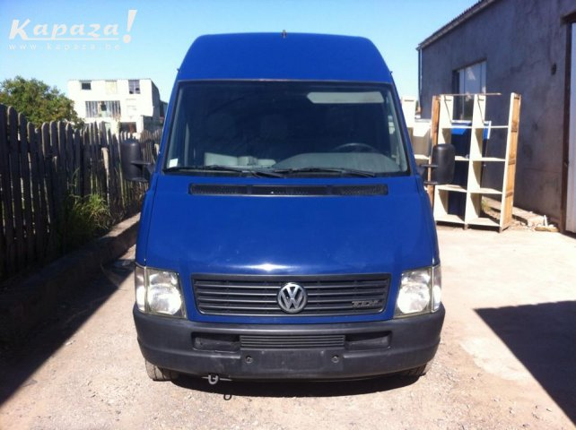 Volkswagen lt32 photo - 4