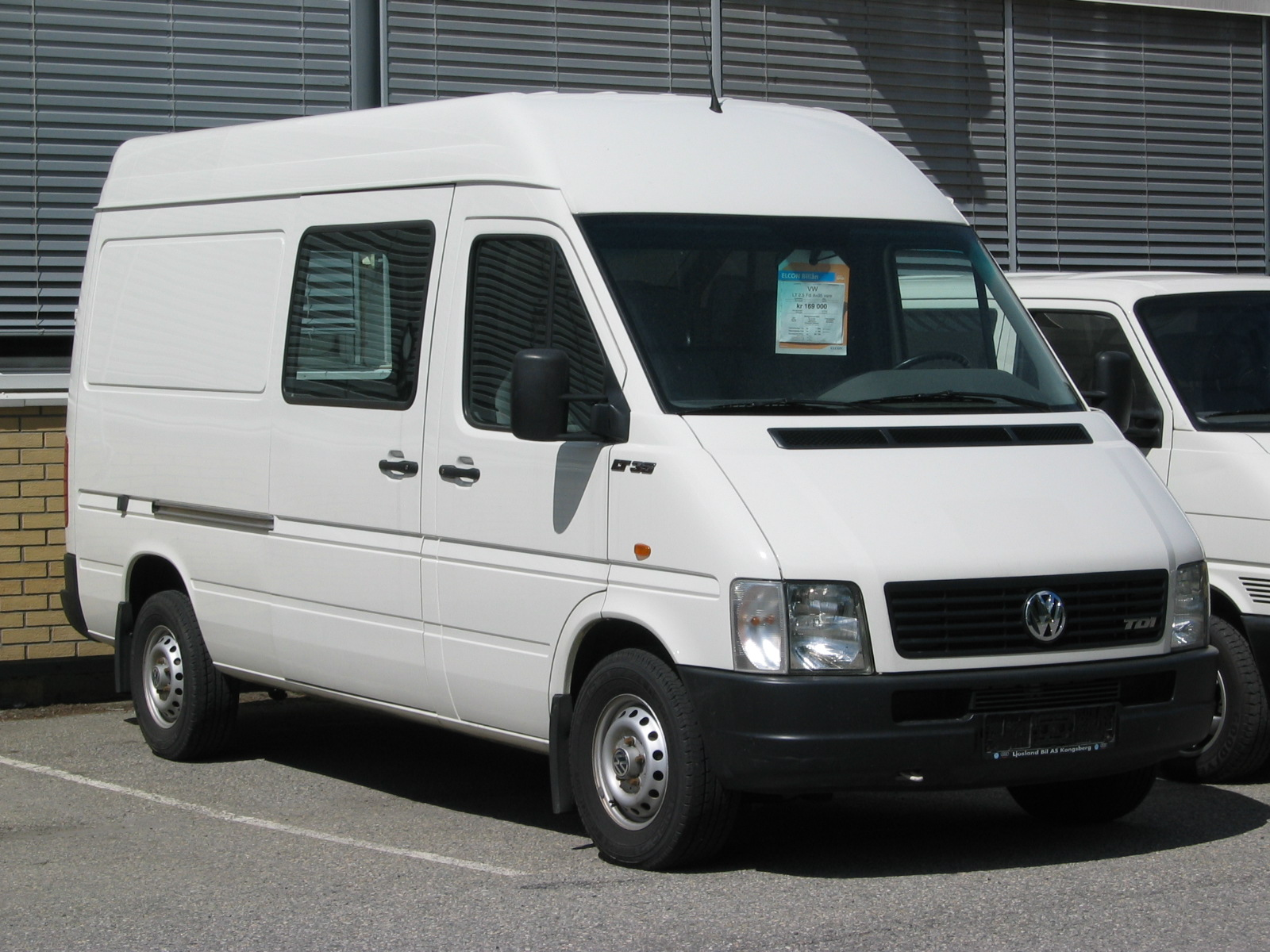 Volkswagen lt35d photo - 1