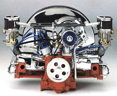 Volkswagen motor photo - 2
