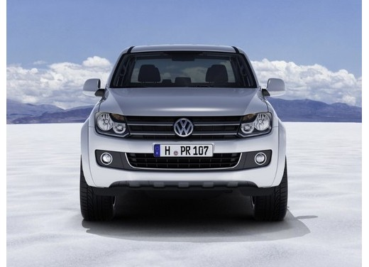 Volkswagen pick-up photo - 1