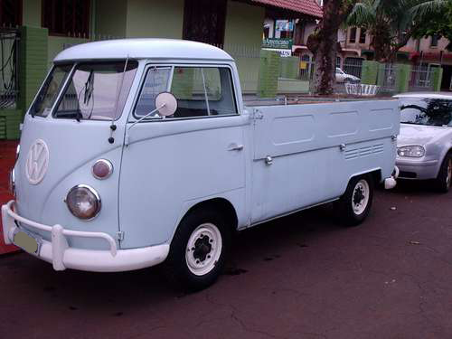 Volkswagen pick-up photo - 3