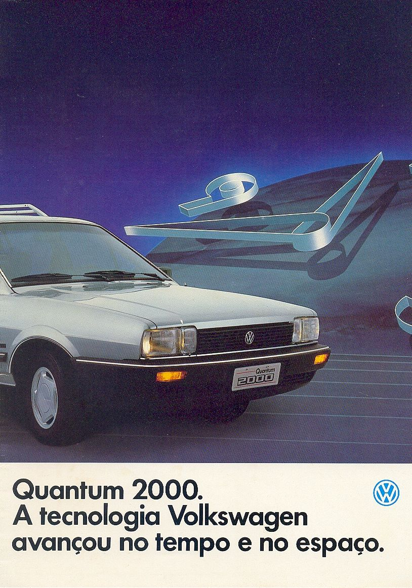 Volkswagen quantum photo - 2