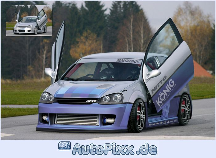 Volkswagen r32 photo - 3