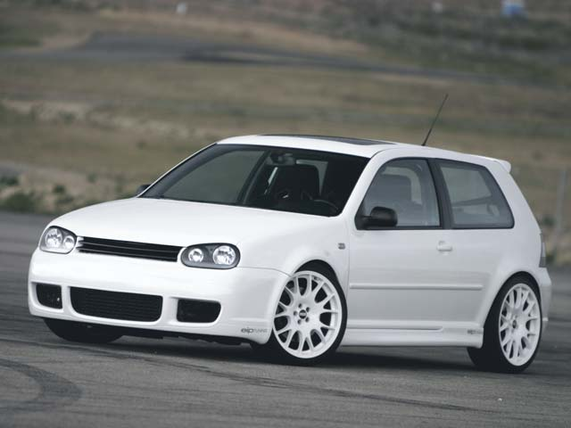 Volkswagen r32 photo - 4