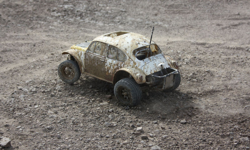 Volkswagen sand photo - 2