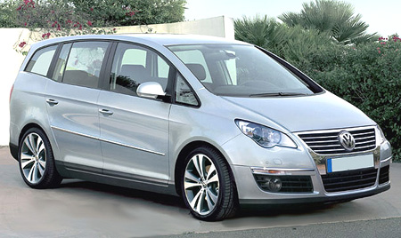 Volkswagen sharan photo - 1