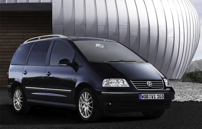 Volkswagen sharan photo - 3