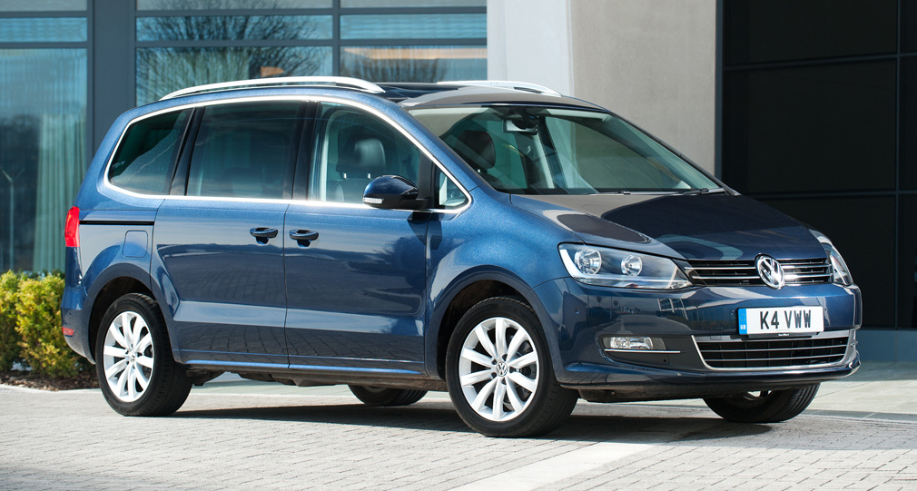 Volkswagen sharan photo - 4