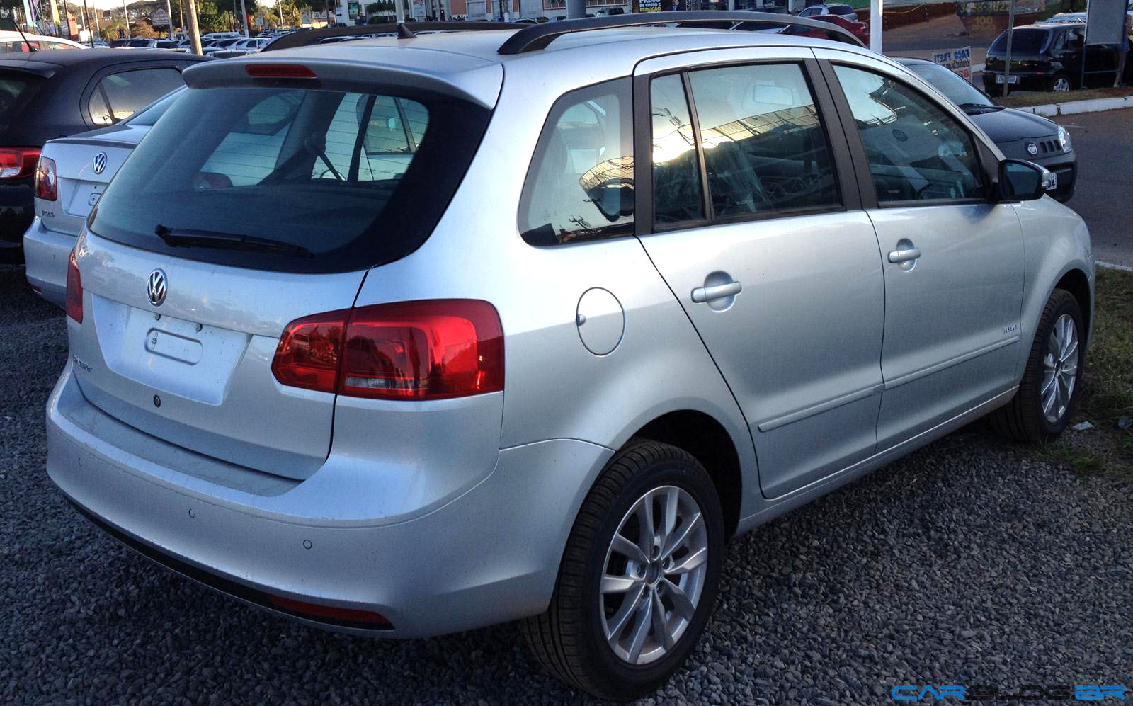 Volkswagen spacefox photo - 2