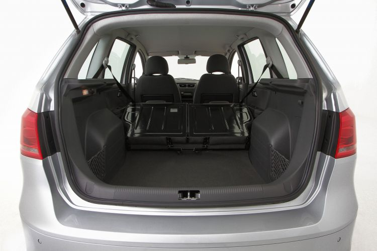 Volkswagen spacefox photo - 3