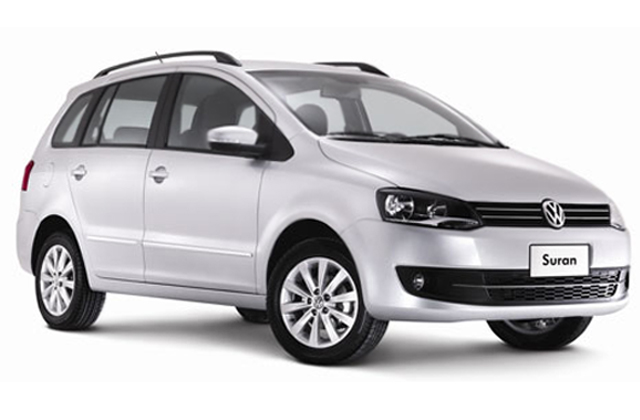 Volkswagen suran photo - 3