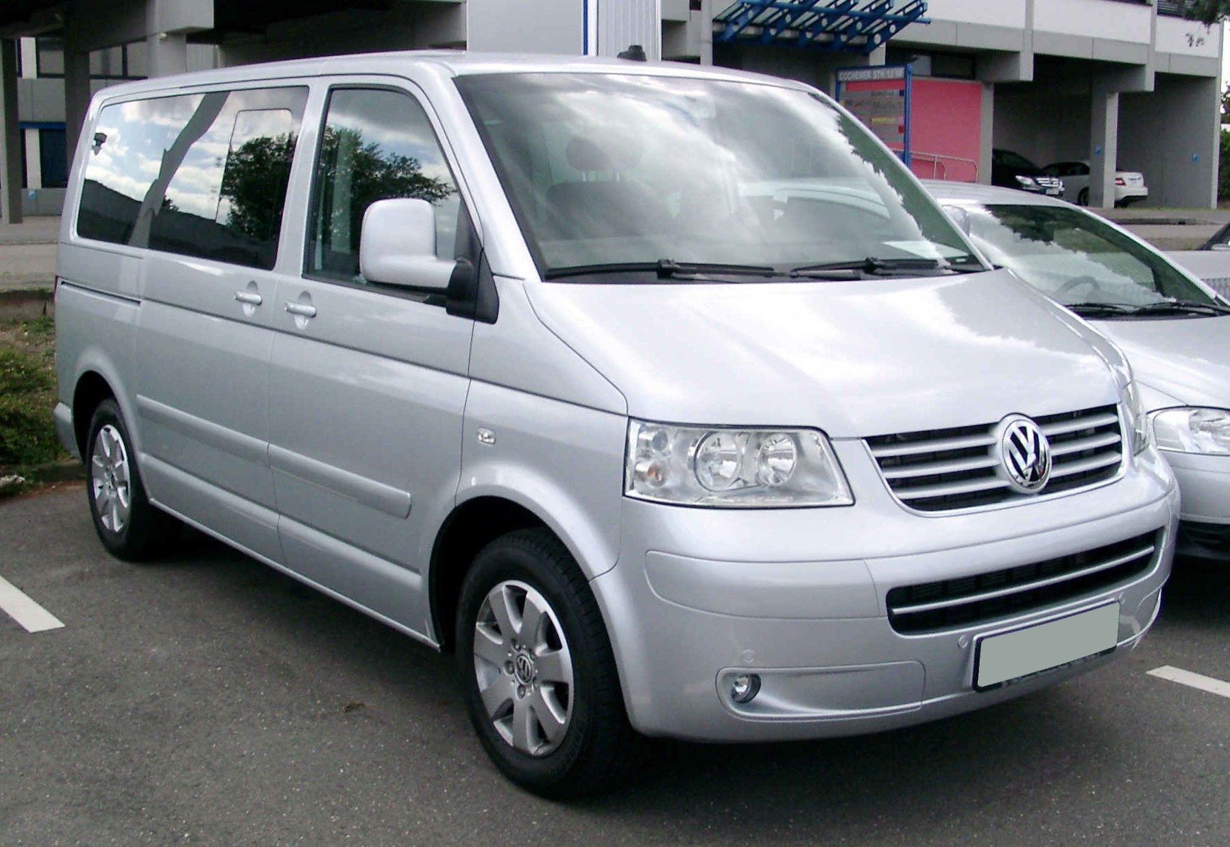 Volkswagen t5 photo - 1