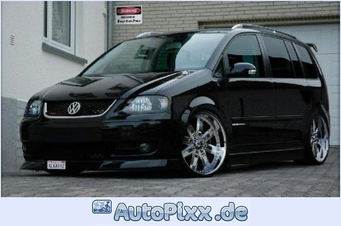 Volkswagen touran photo - 2
