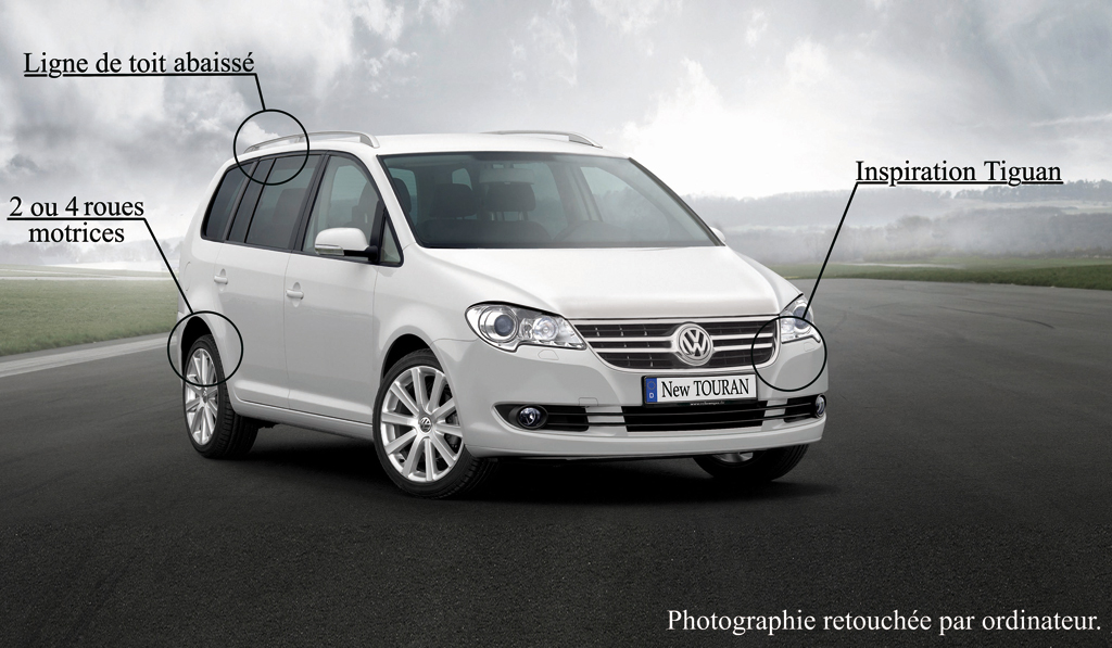 Volkswagen touran photo - 3