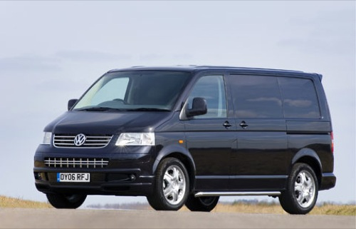 Volkswagen transporter photo - 1