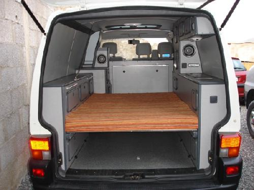 Volkswagen transporter photo - 2