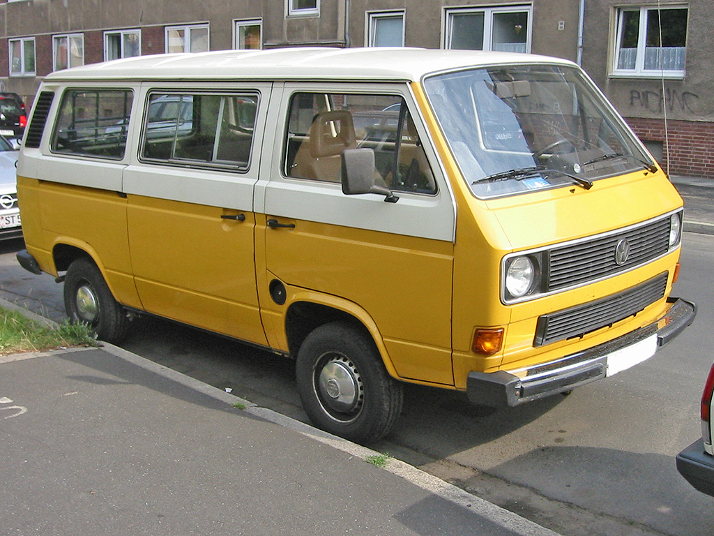 Volkswagen transporter photo - 3