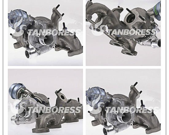 Volkswagen turbocharger photo - 3