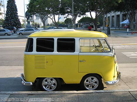 Volkswagen van photo - 4