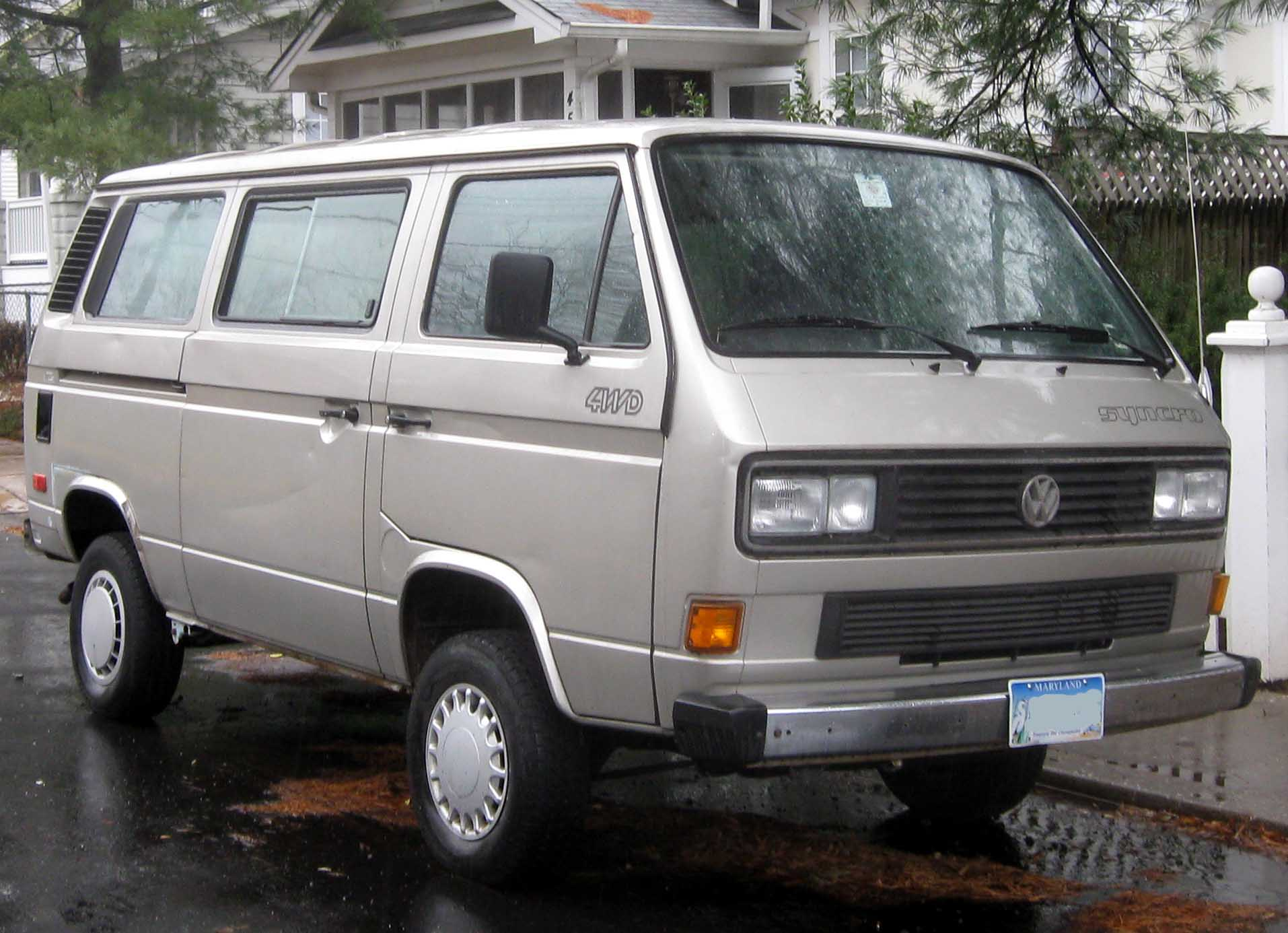 Volkswagen vanagon photo - 1