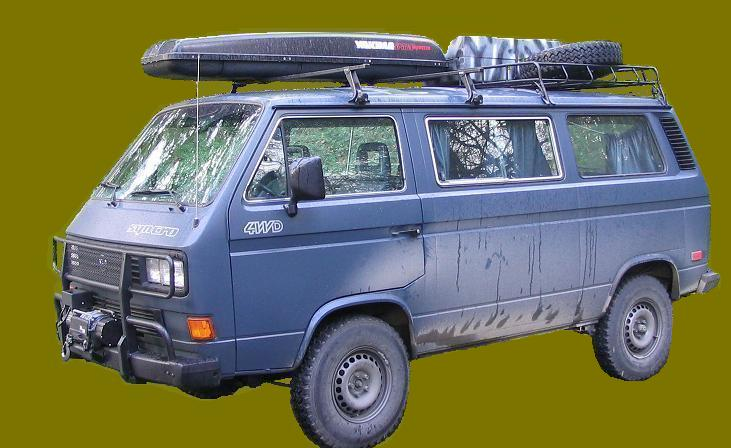 Volkswagen vanagon photo - 2