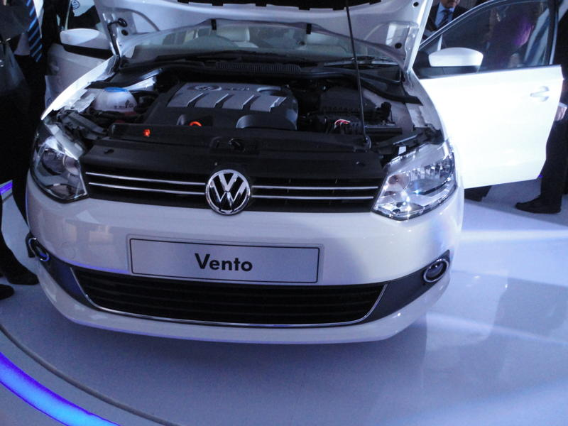 Volkswagen vento photo - 1