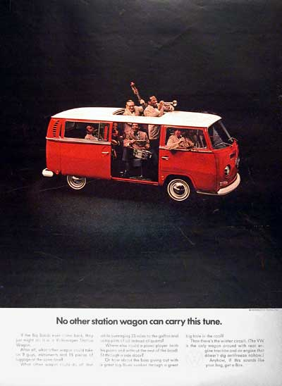 Volkswagen wagon photo - 3