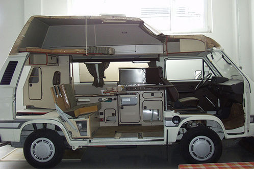 Volkswagen westfalia photo - 1