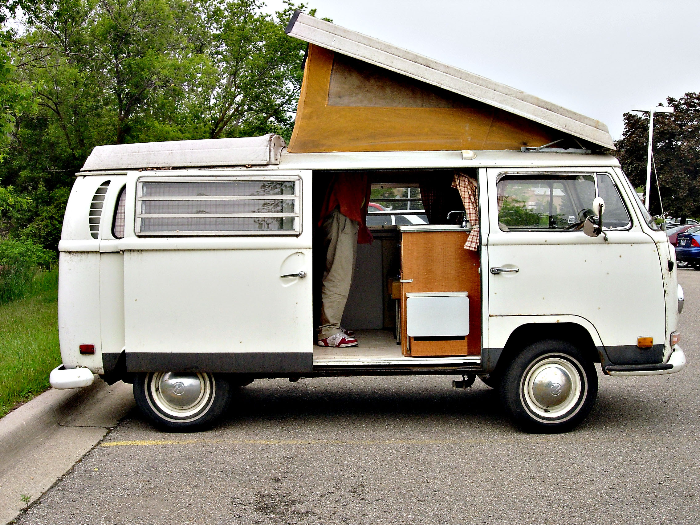 Volkswagen westfalia photo - 2